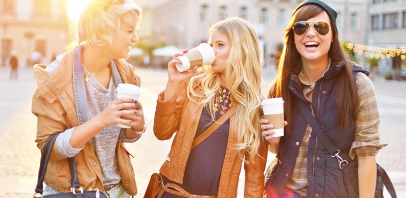 Millennials shopping