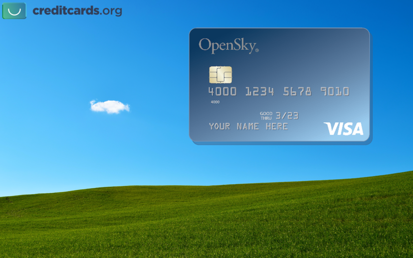 OpenSky Secured Credit Card Review