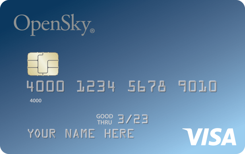 Open Sky Credit Card