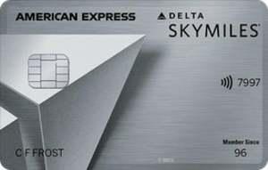 Amex delta platinum