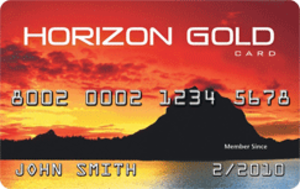 Horizon Gold Credit Card
