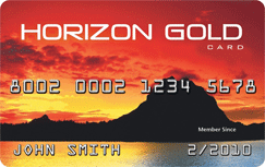 Lg horizon gold card