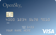 OpenSky® Secured Visa® Credit Card Image