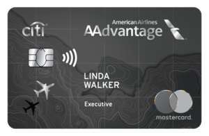 20191104 citi aadvantage executive world elite card