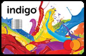 Indigo® Platinum Mastercard® Credit Card