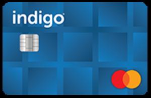 Indigo® Mastercard® for Less than Perfect Credit