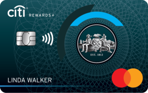 Citi Rewards+<sup>&#8480;</sup> Card